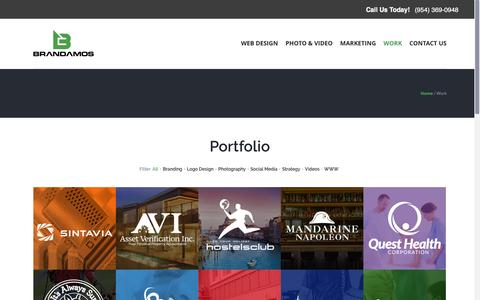 Web Design | Branding | SEO | Photography Portfolio