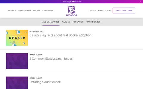 Datadog Resources