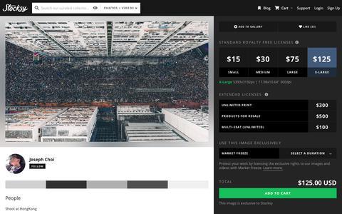 Screenshot of Team Page stocksy.com - People   Stocksy United - captured July 18, 2019
