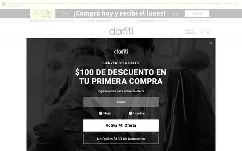 Dafiti | Sea nuestro proveedor