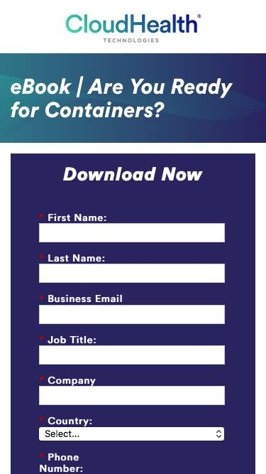 eBook | Are You Ready for Containers?