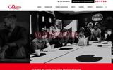 Old Screenshot Agency Entourage Home Page