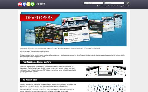 Internet Developers Pages | Website Inspiration and Examples