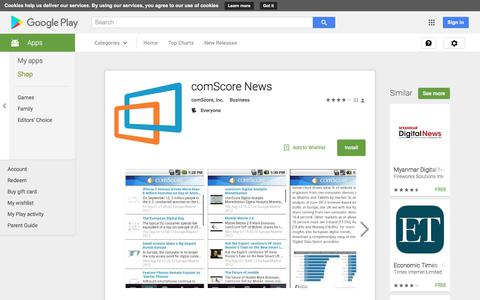 comScore News - Android Apps on Google Play
