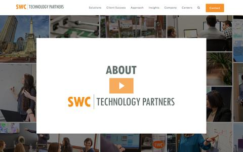 About IT Consulting Services   SWC Technology Partners