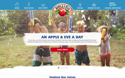 Apple & Eve - Organic Juice, Apple Juice, Apple and Eve