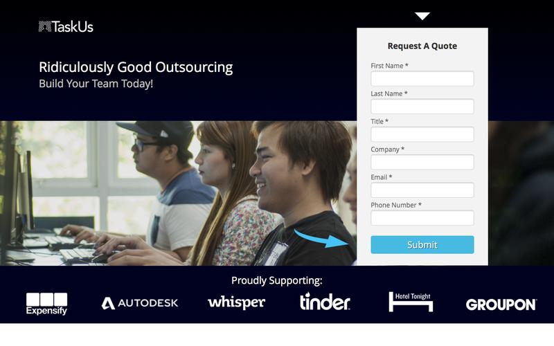 Ridiculously Good Outsourcing | TaskUs