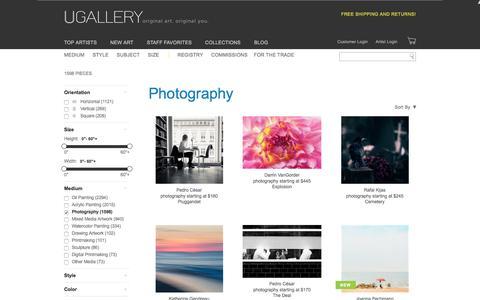 Photography Artwork for Sale, Buy Art Online | UGallery
