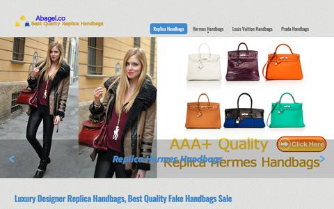 Screenshot of Home Page giftlife.biz - Luxury Designer Replica Handbags, Best Quality Fake Handbags Sale - captured Feb. 15, 2018