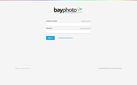 my.bayphoto.com | Bay Photo