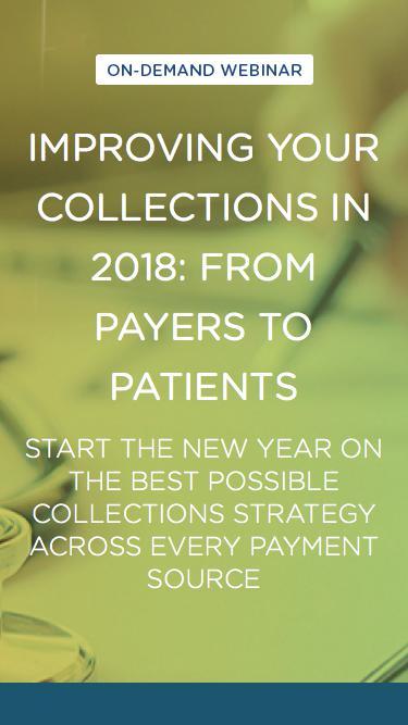 CareCloud Webinars   Patient Collections