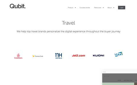 Travel | Qubit