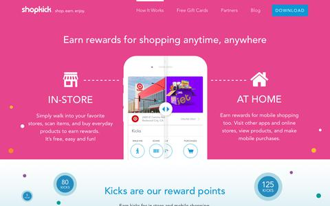 Shopkick | How to Earn Free Rewards