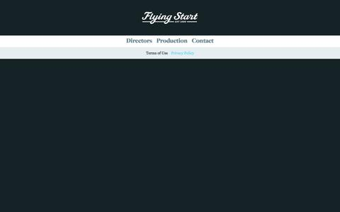 Screenshot of Privacy Page flyingstart.co.nz - Privacy Policy | Flying Start - captured Sept. 30, 2014