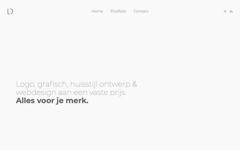 Logo, grafisch en huisstijl ontwerp & webdesign — LogoDebut