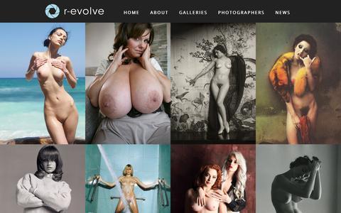 Screenshot of Home Page r-evolve.com - r-E 29.194262 Août 2016 | My WordPress Blog - captured Nov. 17, 2018