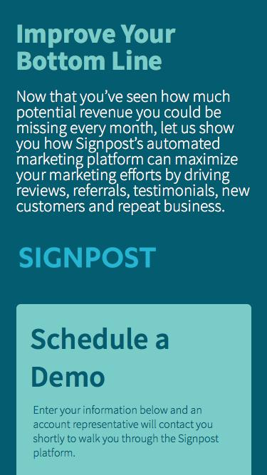 CRM Software | Marketing Automation | Signpost