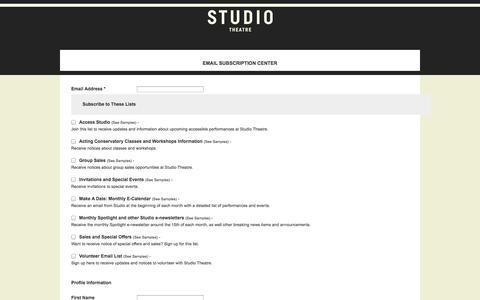 Screenshot of Landing Page skem1.com - Mail2 Email Marketing - captured Oct. 28, 2014