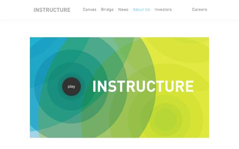 About Us | Instructure