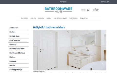 Latest News | Bathroomware House