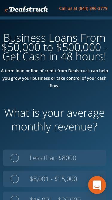 Progressive Landing Page abl - Dealstruck