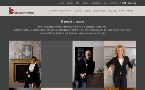Retail High End Team Pages On Wordpress Website Inspiration And