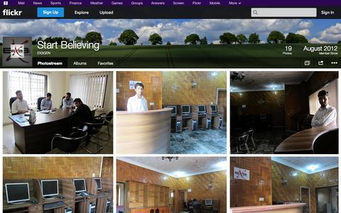Screenshot of Flickr Page flickr.com - Flickr: EX3GEN's Photostream - captured Oct. 22, 2014