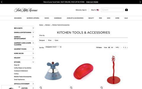 Kitchen Tools | Saks.com
