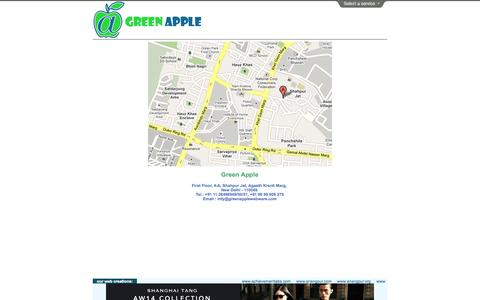 Green Apple : We provide all types of services related to website development , website hosting, website promotions, website related activities, software development , software designing, software promotions, information technology Solutions, IT Serv