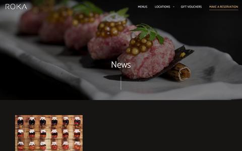 News & Events   ROKA London