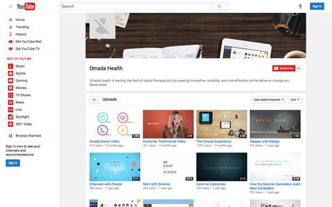 Omada Health  - YouTube