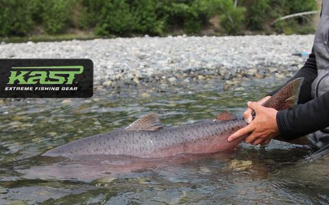 Screenshot of Blog kastgear.com - Kast Gear | Extreme Fishing Gear - captured Sept. 6, 2015
