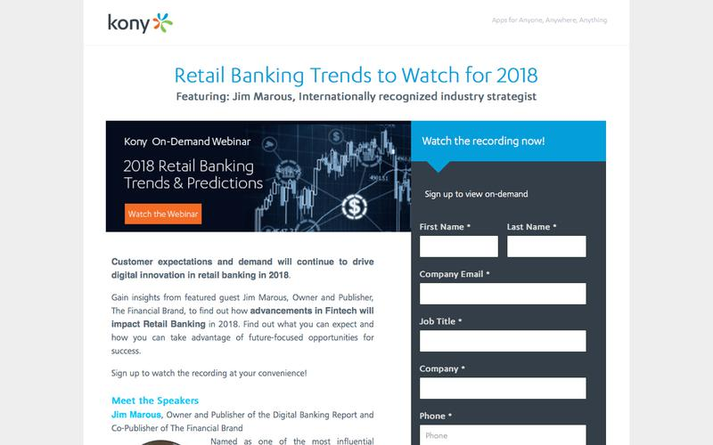 Kony   Retail Banking Trends to Watch for 2018