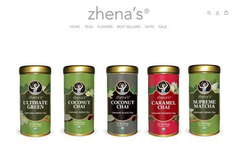 Zhena's