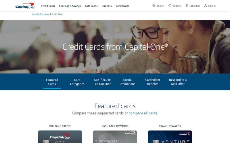 Capital One | Competitive Intelligence and Insights | Crayon