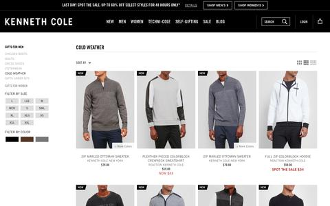 Cold Weather   Kenneth Cole