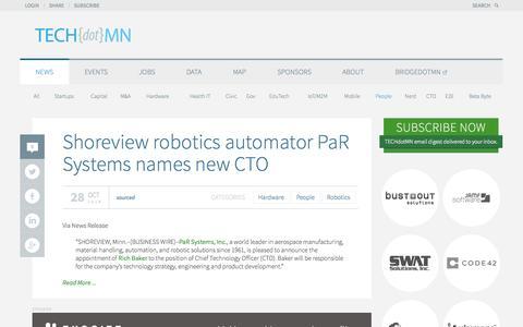 Screenshot of Team Page tech.mn - TECHdotMN People Archives - TECHdotMN - captured Nov. 4, 2014