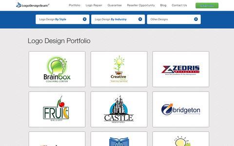 Logo Design Portfolio - Logo Design by Logo Design Team - Custom Logo Design and Graphic Design Services