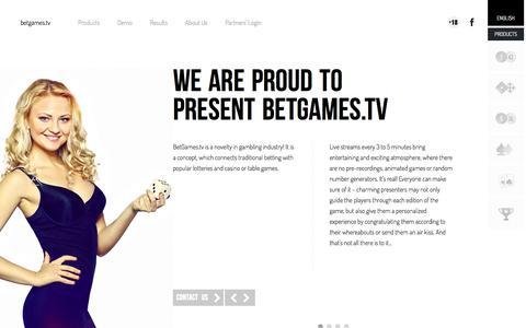 About us - Betgames.tv