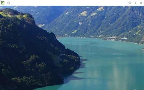 Screenshot of Home Page youvity.com - Youvity   Mundo - captured Sept. 22, 2014