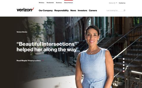 About Verizon | Official Corporate Website