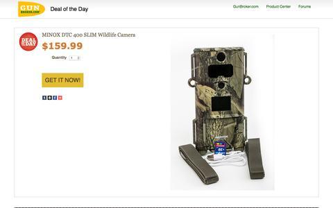 Deal of the Day at GunBroker.com