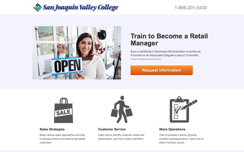 Train to Become a Retail Manager
