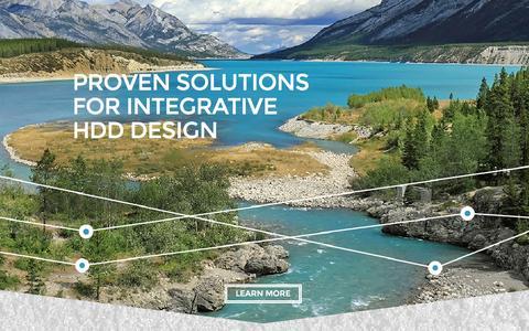 Screenshot of Services Page polardesign.ca - Polar Directional Design - captured Aug. 5, 2015