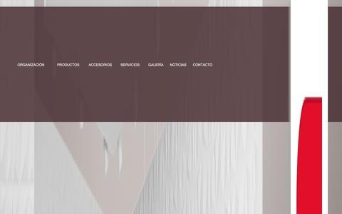 Screenshot of Home Page sanicoc.co - Sanicoc Internacional :: Toda una vida creando lo mejor - captured Oct. 3, 2014