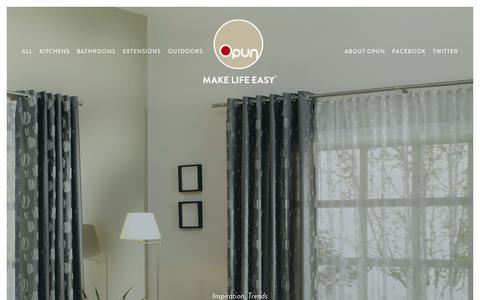"Screenshot of Blog opun.co.uk - Make Life Easyâ""¢ - captured June 26, 2016"