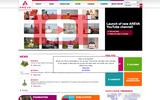 Old Screenshot AREVA Hydrogen & Energy Storage Home Page