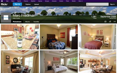 Screenshot of Flickr Page flickr.com - Flickr: Kolter Homes' Photostream - captured Oct. 22, 2014