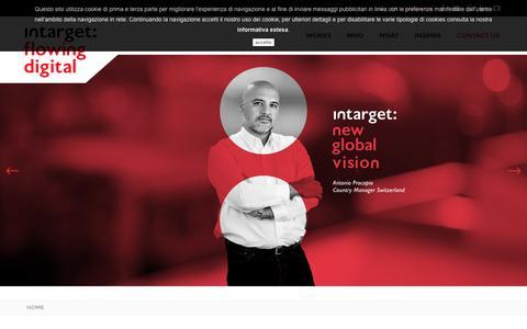 Agenzia Digital Marketing   Intarget: